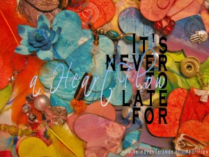 HeartFlow/Never to late